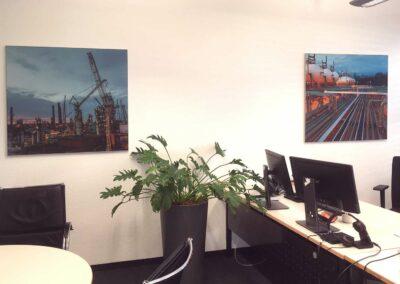 wandgestaltung-spanntuchrahmen-firma-buero-besprechung-firmenausstattung-spanntuch-stoff-eventpoint