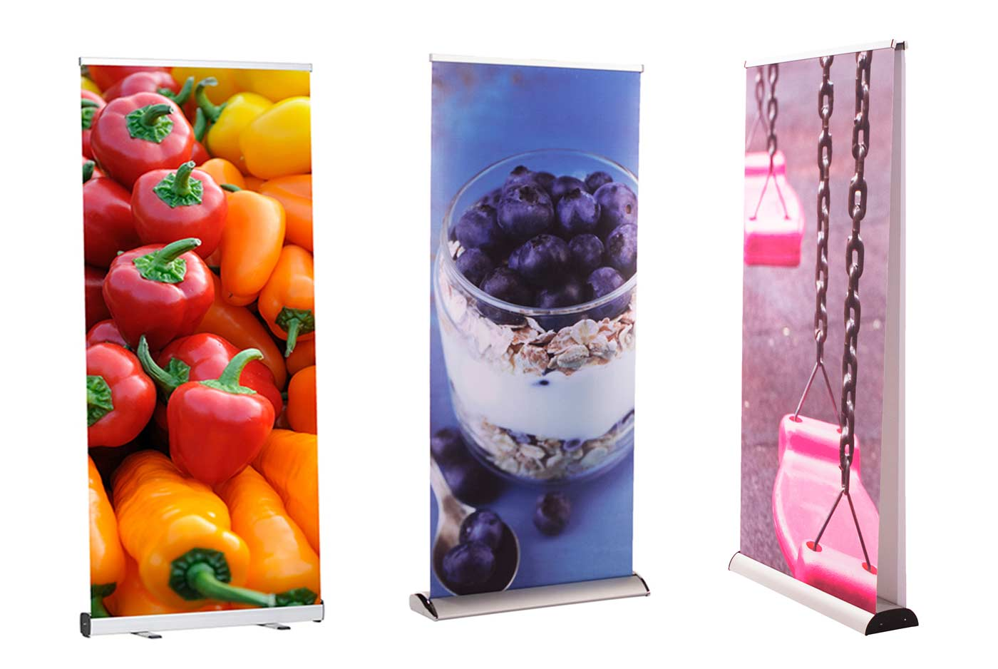 messeequipment-mobile-messewaende-Roll-Up-Collage-eventpoint